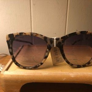 bc14b1ed3f Balmain Tiger Stripes Cat-eye Sunglasses BL2101 NW